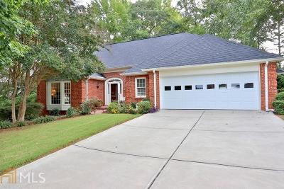 Alpharetta Single Family Home Under Contract: 380 Stepping Stone Dr