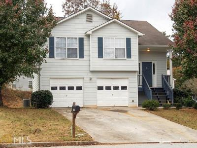 Lithonia Single Family Home Under Contract: 4553 Post Ridge Ln