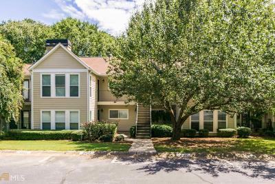 Roswell Condo/Townhouse For Sale: 3408 Lake Pointe Cir