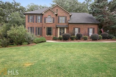 Alpharetta Single Family Home For Sale: 4511 Oakhurst Ln