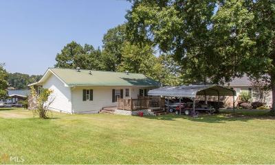 Buckhead, Eatonton, Milledgeville Single Family Home Under Contract: 1026 Crooked Creek