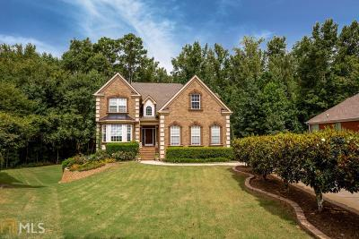 McDonough Single Family Home For Sale: 708 Stratton Dr