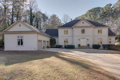 Stone Mountain Single Family Home Under Contract: 5357 Gauley River Dr