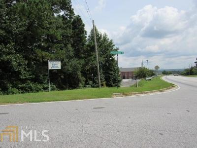 Mableton Residential Lots & Land For Sale: 465 Veterans Memorial Pkwy