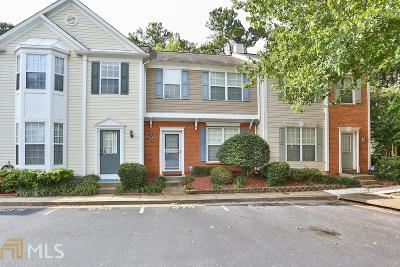 Alpharetta GA Condo/Townhouse Sold: $188,000