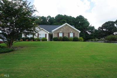 Dacula Single Family Home Under Contract: 2492 Indian Bluffs