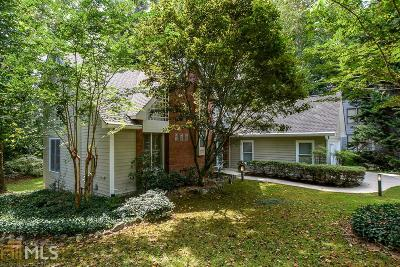 Brookhaven Single Family Home For Sale: 1561 Crossway Dr