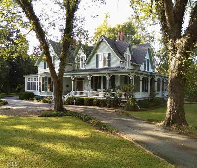Greensboro Single Family Home For Sale: 201 W Broad St
