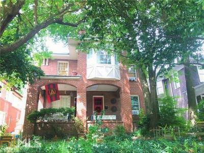 Fulton County Multi Family Home Under Contract: 720 Penn