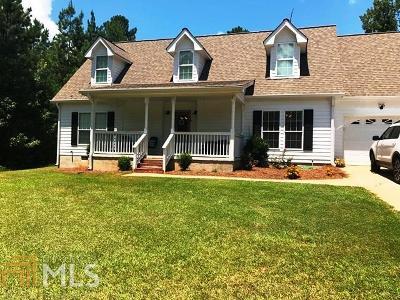 Buckhead, Eatonton, Milledgeville Single Family Home For Sale: 217 NE Winding River Rd
