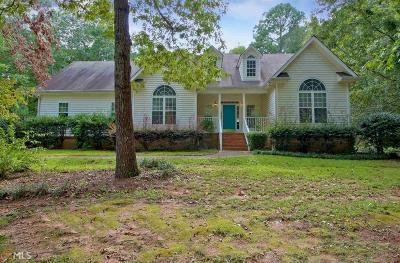 Fayetteville Single Family Home Under Contract: 185 Devilla Trce