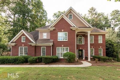 Norcross Single Family Home Back On Market: 256 Dogwood Walk Ln