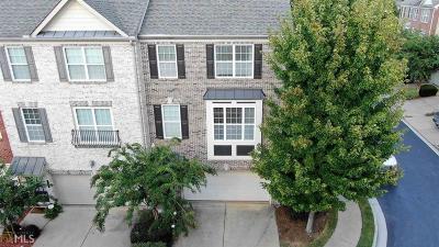 Norcross Condo/Townhouse For Sale: 5725 Pine Oak Dr