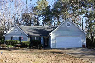 Barrow County, Forsyth County, Gwinnett County, Hall County, Walton County, Newton County Single Family Home Under Contract: 6415 Churchill Ct