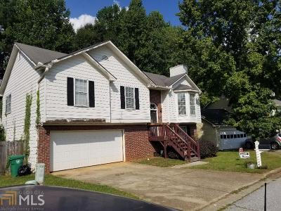 Lithonia Single Family Home Under Contract: 5540 Tunbridge Wells Rd