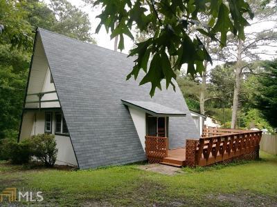 Cumming Single Family Home For Sale: 3535 Beaver Cv