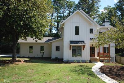 Decatur Single Family Home For Sale: 2985 Ramble Ln