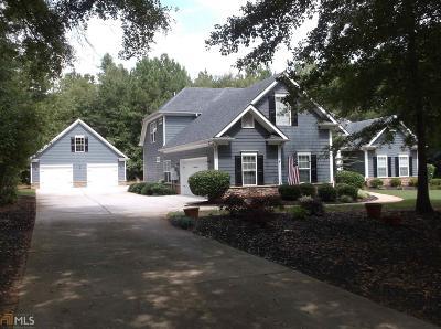 Social Circle GA Single Family Home Under Contract: $363,900