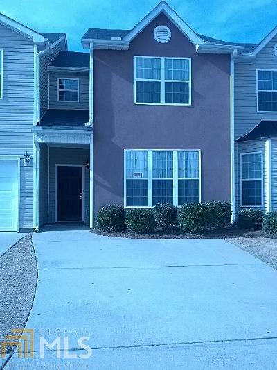 Clayton County Condo/Townhouse For Sale: 2249 Nicole Dr