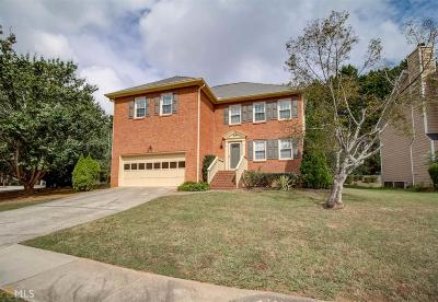 Snellville Single Family Home For Sale: 2950 Oak Meadow Dr