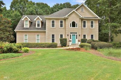 Peachtree City Single Family Home For Sale: 605 Magnolia Ln