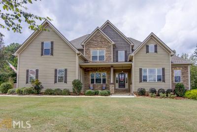 Senoia Single Family Home Under Contract: 38 Magnolia Place Ct