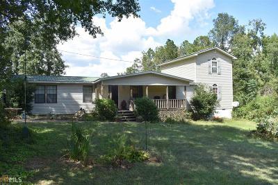 Buckhead, Eatonton, Milledgeville Single Family Home New: 127 Crestview Rd