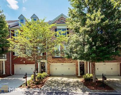Roswell Condo/Townhouse Under Contract: 4407 Village Green Dr