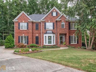 Barrow County, Forsyth County, Gwinnett County, Hall County, Newton County, Walton County Single Family Home Under Contract: 4630 Brighton Ct