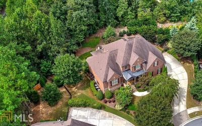 Roswell Single Family Home Under Contract: 2010 Westcroft Ln