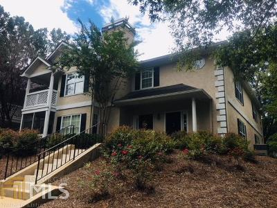 Condo/Townhouse Under Contract: 904 Peachtree Forest