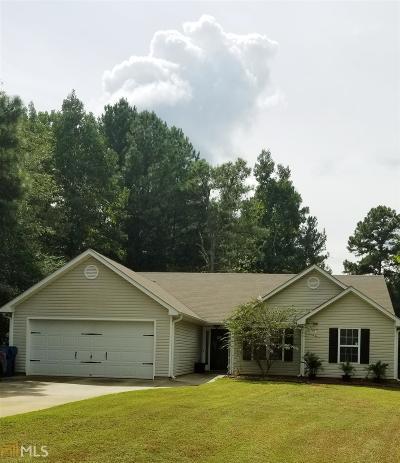 Monroe Single Family Home Under Contract: 2120 Nunnally Farm