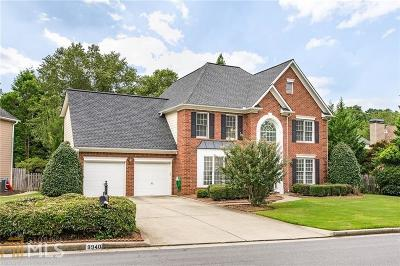 Alpharetta Single Family Home For Sale: 9940 Carrington Ln