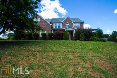 Covington Single Family Home Under Contract: 45 Charleston Ln