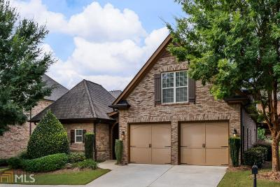Johns Creek Single Family Home Under Contract: 11208 Brookhavenclub Dr