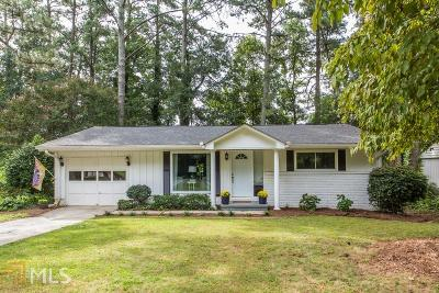 Chamblee Single Family Home Under Contract: 3759 Admiral Dr