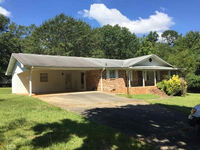 Covington Single Family Home Under Contract: 195 Galloway Rd