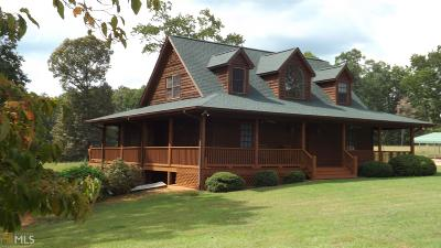 Clarkesville Single Family Home Under Contract: 1900 Lon Lyons Rd