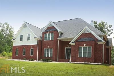 Banks County Single Family Home Under Contract: 110 Planters Pointe Ct