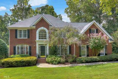 Johns Creek Single Family Home For Sale: 220 Fox Hunter Dr