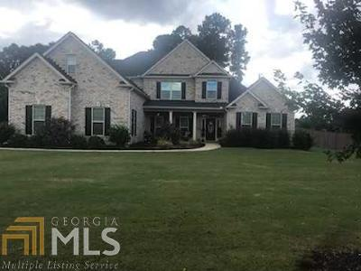Mcdonough Single Family Home New: 100 Bowers Ln