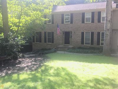 Lilburn Single Family Home For Sale: 4727 Kellogg Dr