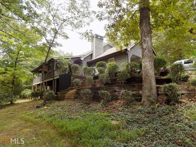Dawsonville Single Family Home Under Contract: 41 Hickory Hills Dr