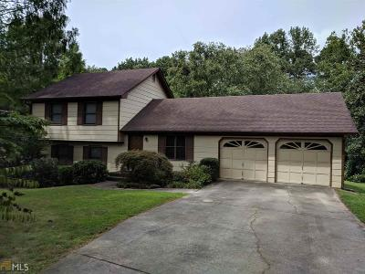 Suwanee Single Family Home For Sale: 731 Bankshire Dr