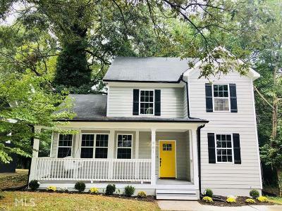 Sylvan Hills Single Family Home New: 981 Byron Dr