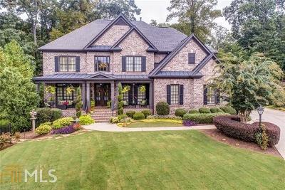 Marietta Single Family Home For Sale: 3438 Hickory Woods Trl