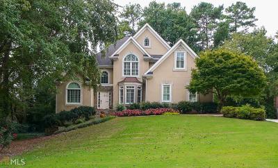 Smyrna Single Family Home For Sale: 4157 Ridgehurst Dr