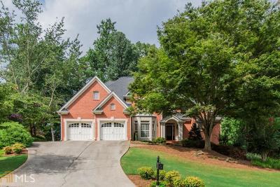 Marietta Single Family Home For Sale: 1606 Asheforde Dr