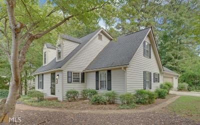 Roswell Single Family Home For Sale: 240 Seventeenth Fairway