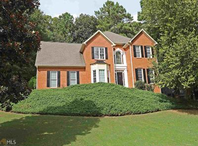 Peachtree City Single Family Home Under Contract: 508 Viridian